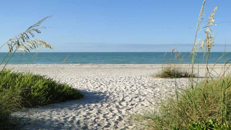 Space Coast beaches