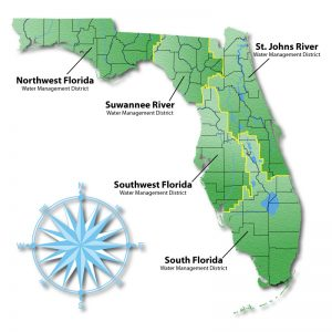 Florida Water Management Districts